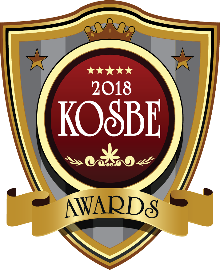 2018 KOSBE Awards Logo